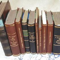 Jarmila sequensová – knihařství praha